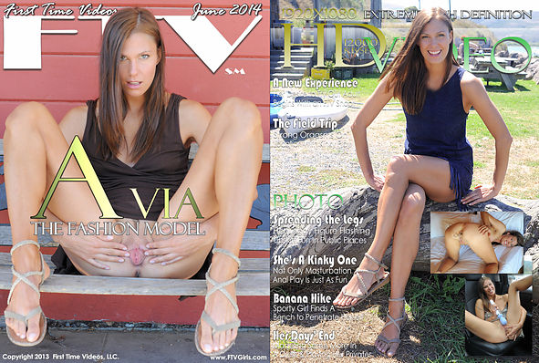 Avia - The Fashion Model: A New Experienxe & The Field Trip